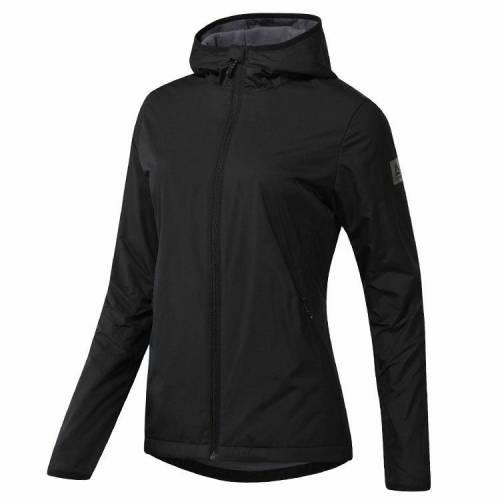 Куртка женская Outdoor с флисовой подкладкой, черная