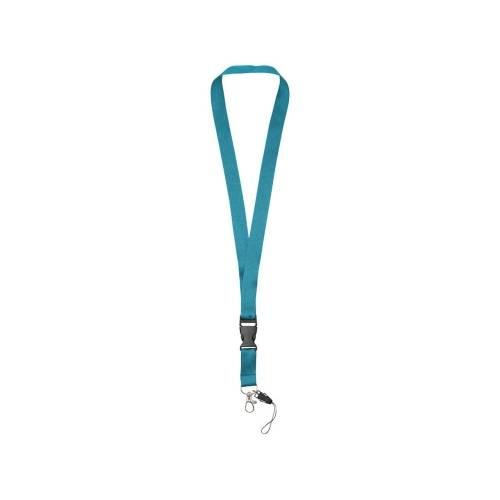 Шнурок «Sagan» с отстегивающейся пряжкой и держателем для телефона