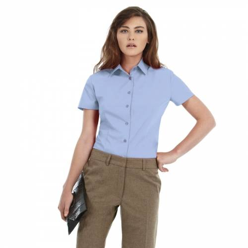 Рубашка женская с коротким рукавом Smart SSL/women
