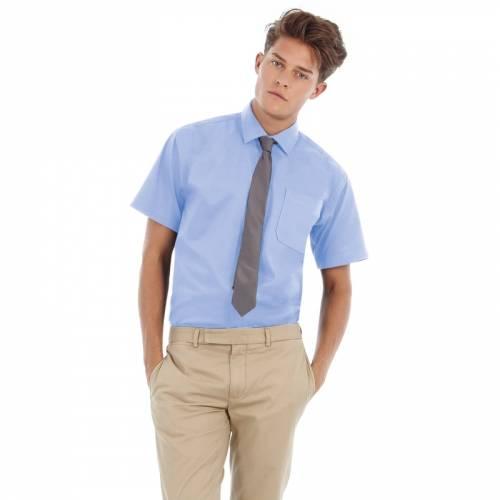 Рубашка мужская с коротким рукавом Smart SSL/men