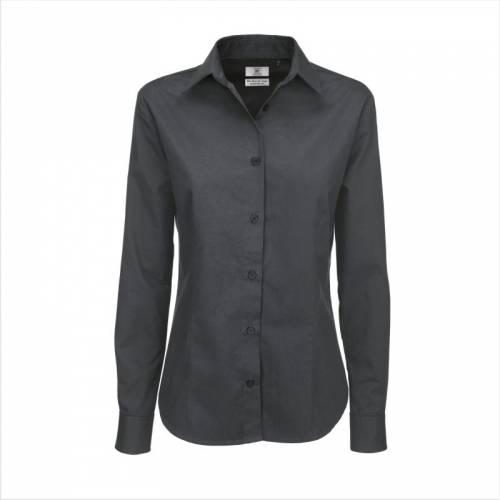 Рубашка женская с длинным рукавом Sharp LSL/women