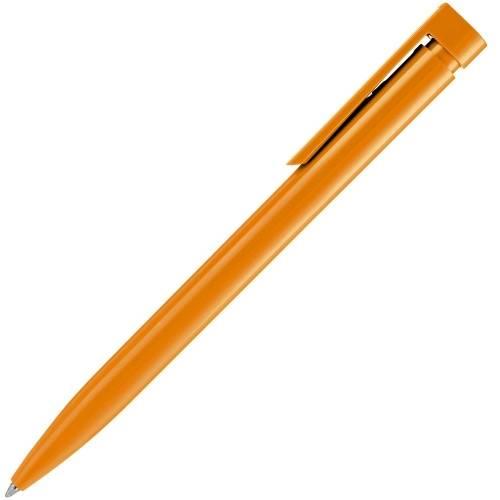 Ручка шариковая Liberty Polished, оранжевая
