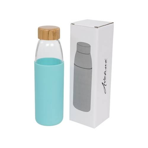 Стеклянная спортивная бутылка «Kai»