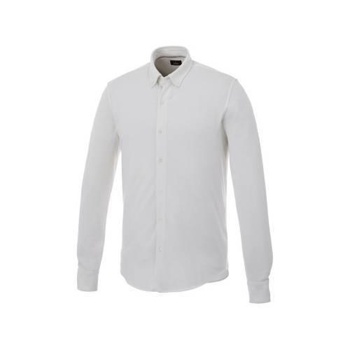 Рубашка «Bigelow» мужская с длинным рукавом