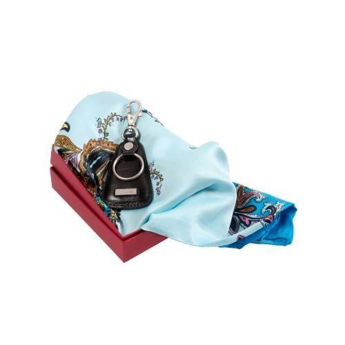 Набор: ключница, платок
