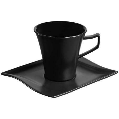 Кофейная пара Twist Mist, черная