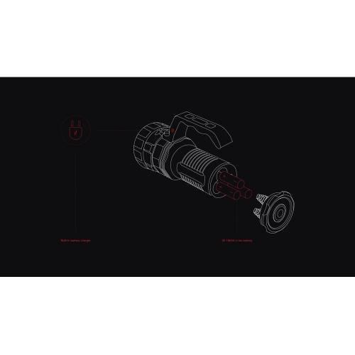 Фонарь LED «Z5»