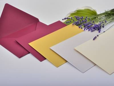 Дизайнерские конверты